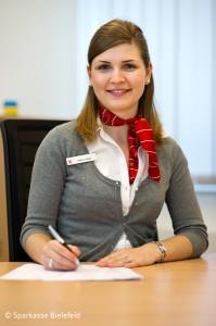 Kundenbetreuerin S. Ludwig