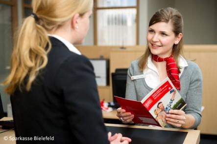 Beratung und Service im Beratungszentrum Schildesche