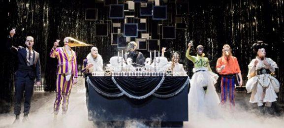 Aufführung von Romeo und Julia im Stadttheater Bielefeld