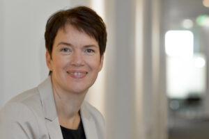 Tanja Siepke vom GründerCenter der Sparkasse Bielefeld