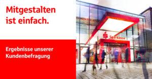 Ergebnisse aus unserer Kundenbefragung - Sparkasse Bielefeld