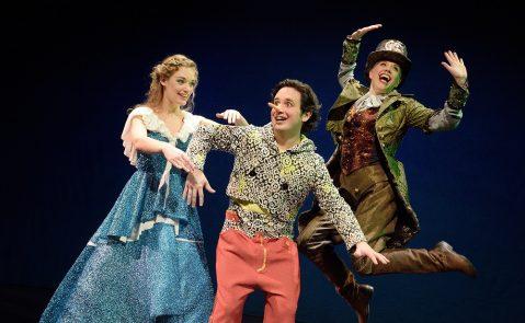 Musical Pinocchio Theater Liberi