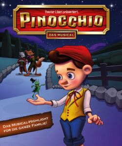 Musical Pinocchio Theater Liberi