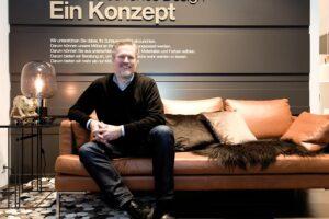 Gründer BoConcept Bielefeld Stephan Bruns