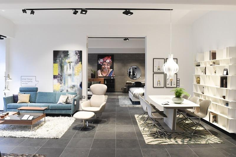 welcome home bei boconcept gr nden in bielefeld. Black Bedroom Furniture Sets. Home Design Ideas
