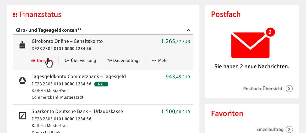 Sparkasse Online Banking Ratingen