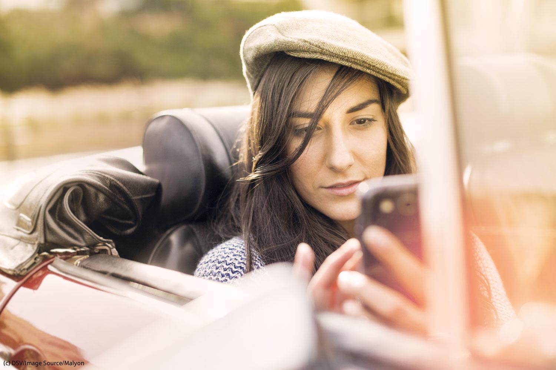 Mobile-Banking mit der App Sparkasse