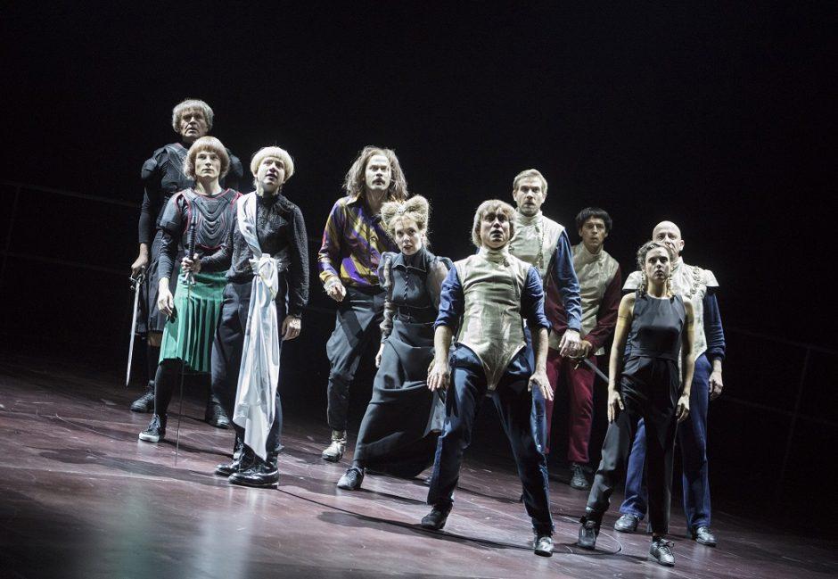 Sparkassen-Tag im Theater Bielefeld am 18. November