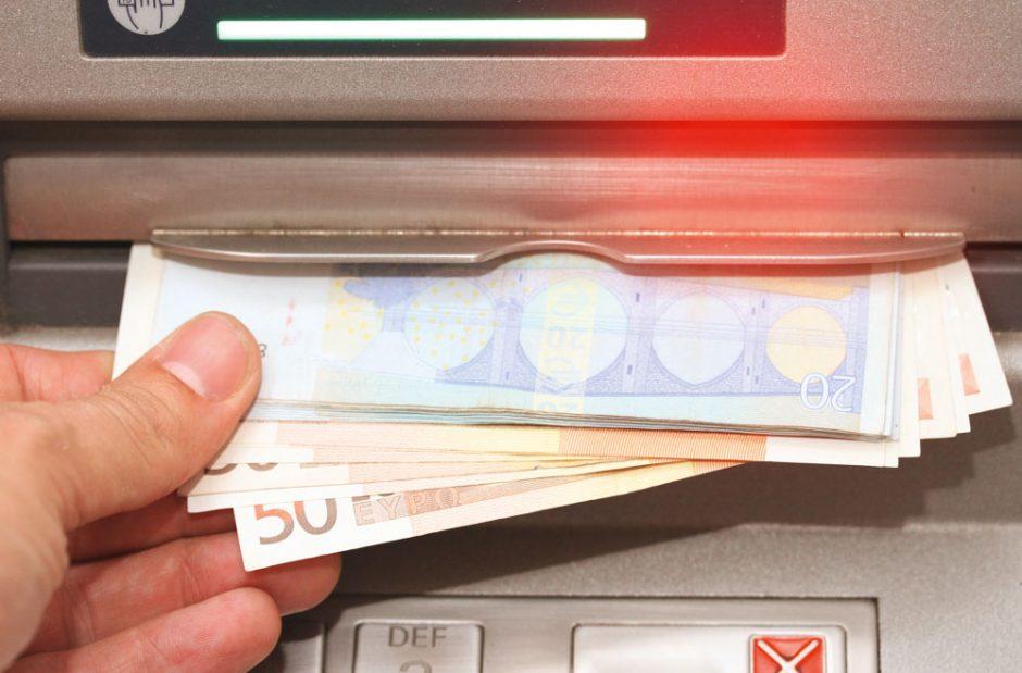 Eingeschränkte Bargeldversorgung an unseren Geldautomaten