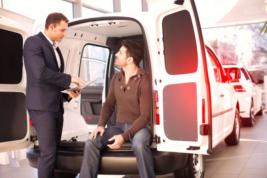 Auto individuell mit unserem Firmenwagen-Leasing