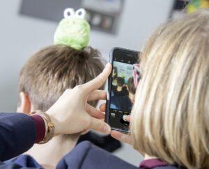 Surfen mit Sinn. soziale Netzwerke, Grundschule Babenhausen, EigenSinn e.V.