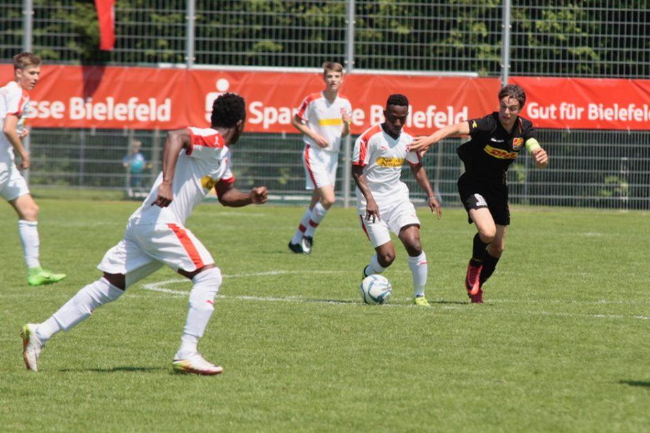 46. Internationales B-Junioren-Pfingstturnier um den Pokal der Sparkasse Bielefeld