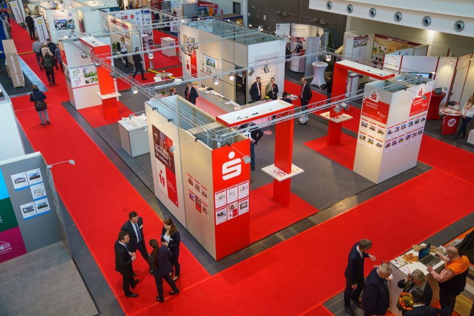 Bald wieder in der Stadthalle Bielefeld: Immobilienmesse 2020