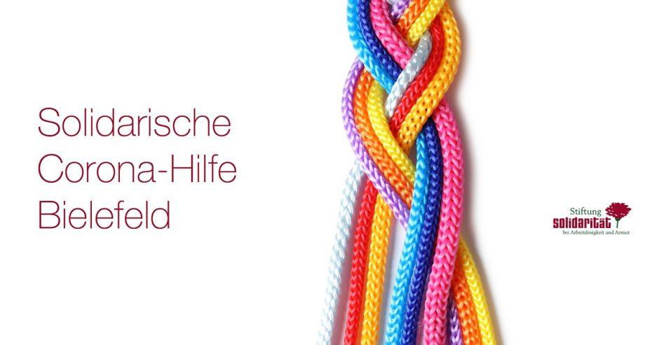 Solidarische Corona-Hilfe Bielefeld – wir sind dabei!