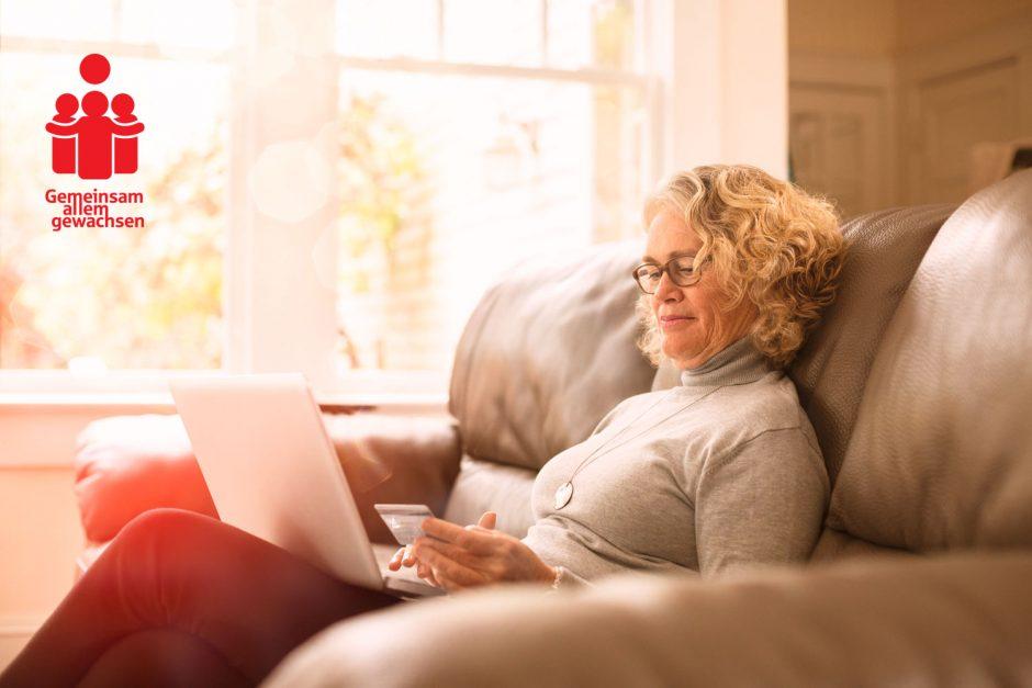 Mit unserem Online-Banking trotzen Sie dem Coronavirus