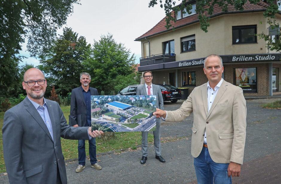 Lösung in Senne: Unser Beratungszentrum zieht in ein neues Gebäude