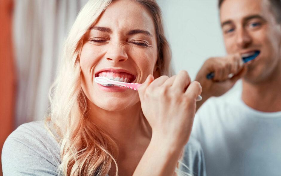Alles Gute für Ihre Zähne