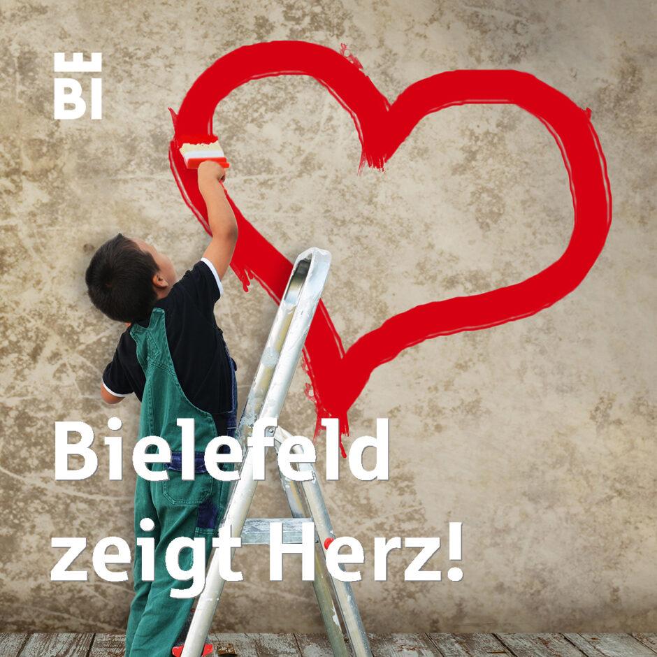 Bielefeld zeigt Herz: Stimmen Sie für Ihren Lieblingsverein ab!