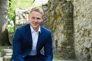 Karrierewege nach der Ausbildung bei der Sparkasse Bielefeld: Philip Hauk